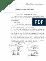 csjn Ryser, Wa1ter Adolfo e/  Universidad Nacional de Catamarea s/ apelación arto 32 ley 24.521.