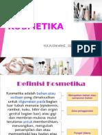 Materi Kosmetika-24 Nov 2016