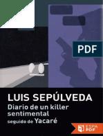 Diario de Un Killer Sentimental - Luis Sepulveda