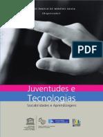 Juventude e tecnologias, saberes e aprendizagens.pdf