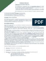Resumen Finanzas Villegas