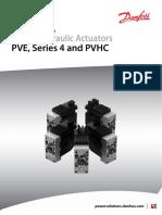Danfoss PVE Series 4 Technical Information