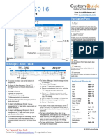 outlook2016_quick reference