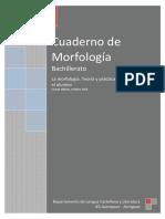 CUADERNO DE MORFOLOGÍA_Teoría + Ejercicios