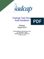 Coatings Audit Handbook - August 2016 Final