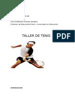 Proyecto Taller Tenis Ok
