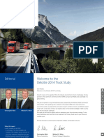 DELO Truck Studie 2014 s