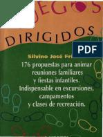 Fritzen, Silvino Jose - Juegos Dirigidos-1