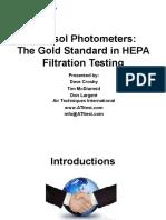 AerosolPhotometers-TheGoldStandardinHEPAFiltrationTesting