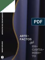 """""""Artefactos del encantamiento"""" de Mario Espliego"""