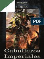 Caballeros Imperiales 7ª REGLAS (Español)