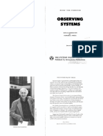 Observing Systems Hvf
