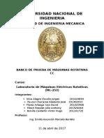 Informe 1 ROTA