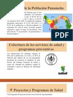 La Salud de La Población Panameña