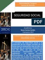 1 seguridad social