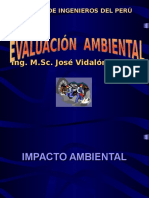 MODULO VI-Evaluación Ambiental