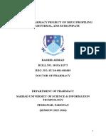 Bashir Ahmad Project