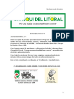 Chasqui Del Litoral Nº 3 - 2ª Quincena Dic2016