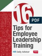 Leadership Training Bundle HRDA