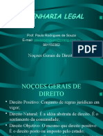 2 - Noções Gerais de Direito