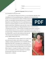 Biografia Zulma Ayes Santiago