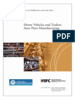 Motor Vehicles and Trailers-Auto Parts Manufacturing