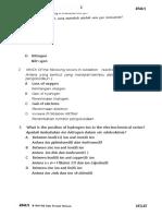 Spm Chemistry Paper 1 2016