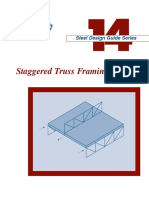 Staggered Truss Framing Systems