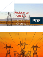 Chap3 Resistance