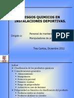 r. q. en Las Instalaciones Deportiva