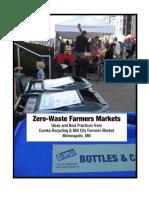 Zero-Waste Farmers Markets