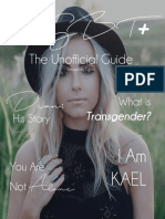 Transgender Booklet