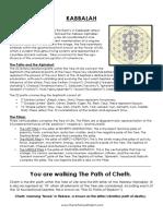 Path of Cheth New