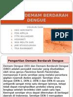Ppt Konsep Demam Berdarah Dengue