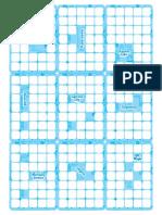 Pencil Park City Card-PnP