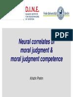 Prehn 2011 Brain Moral Competence Konstanz Symposium 2011 July