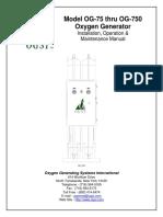 OG 100 PSA Manual