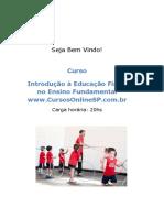 Curso Introdu o Educa o f Sica No Ensino Fundamental 59655