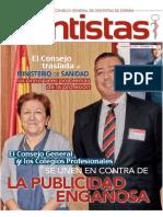 Revista Dentistas Octubre 2014