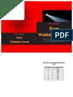 From Wahhbi to Sunni
