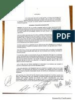 Acta nº 4 Negociación convenio colectivo seguridad privada (26-4-2017)