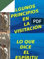 Principios de Visitación