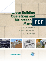 Green Building OM Manual PHA Northern