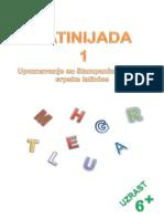 Latinijada 1_samo Tekst
