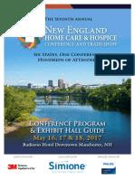 2017 NEHCC Program Guide