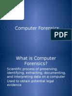 Computer Forensics DIssertation