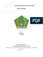 SAP-Pneumonia Adita Rahman