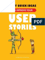 50 Quick Ideias to Improve Your User Stories