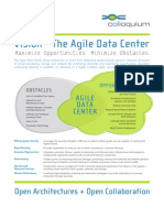 Vision - The Agile Data Center