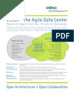 Vision - The Agile Data Center